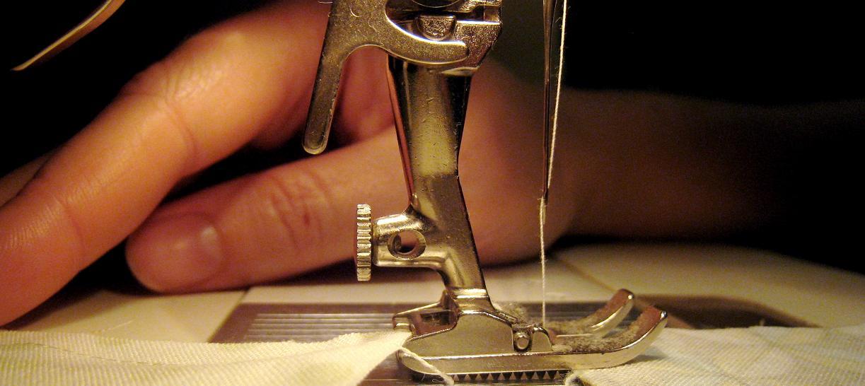 Crie seus próprios padrões de costura