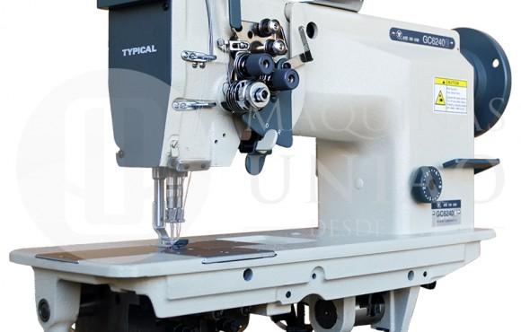A história das máquinas de costura