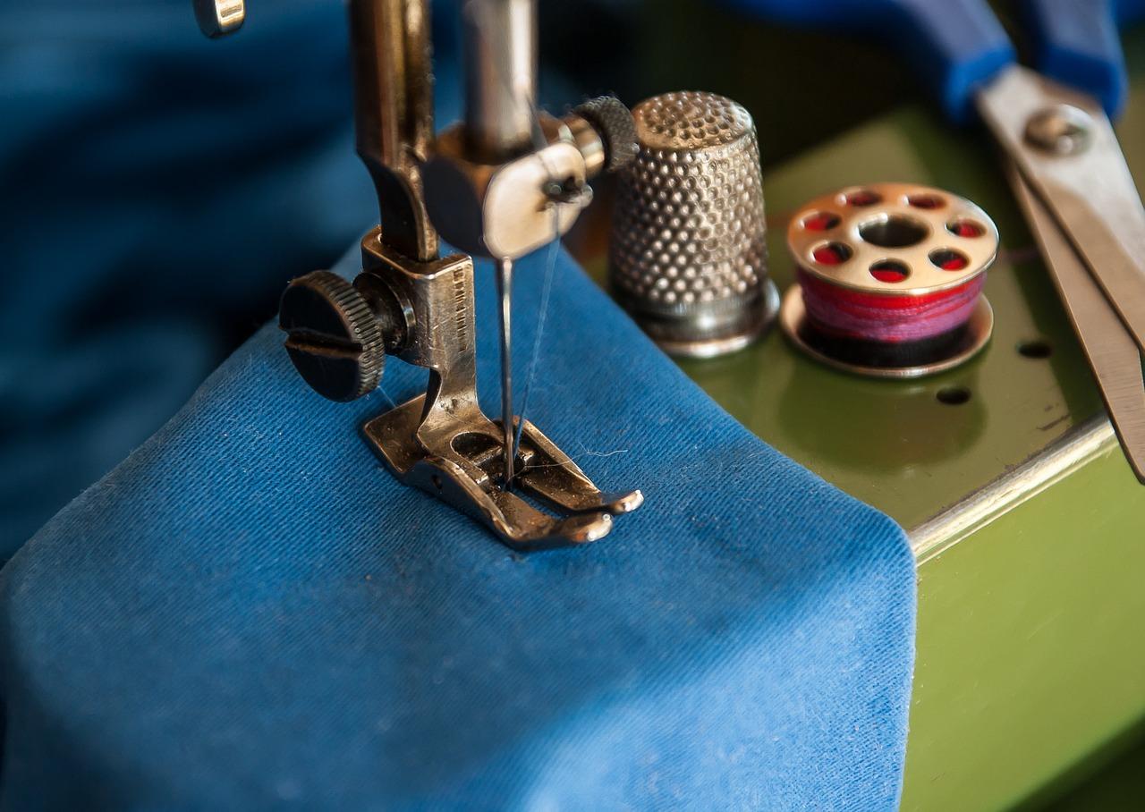 Cuidados com a máquina de costura