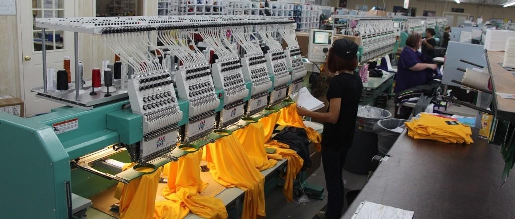 Como montar uma empresa de bordado à máquina