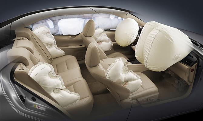 Como funciona a costura de airbags? 1