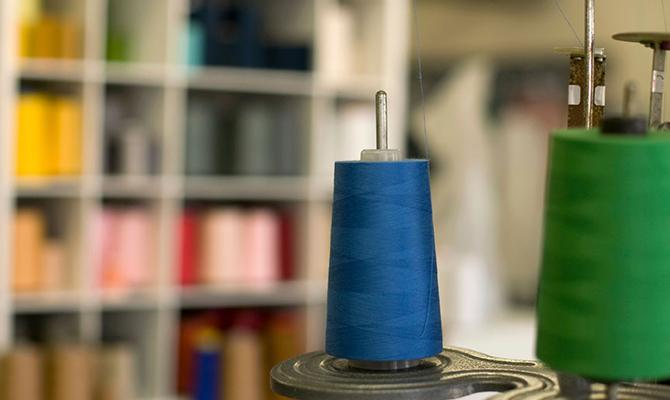 Tudo sobre armazenamento de linhas de costura
