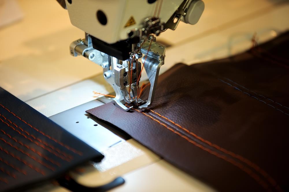 Como costurar peças de couro?