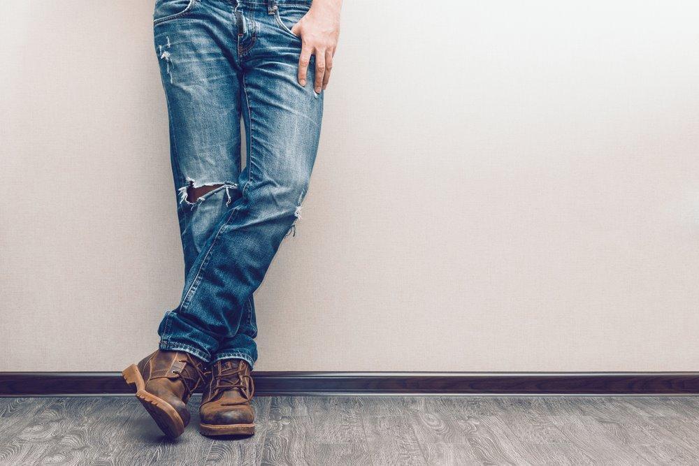 Conheça a curiosa história do jeans