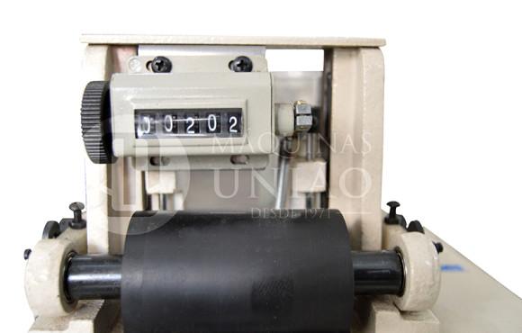 Máquina de Corte Passante 1