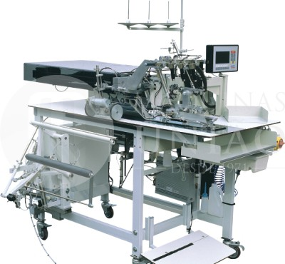 Máquina de Costura Bolso Embutido BASS3200 1