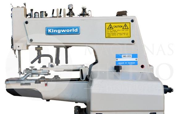 Máquina de Costura Botoneira MS-373