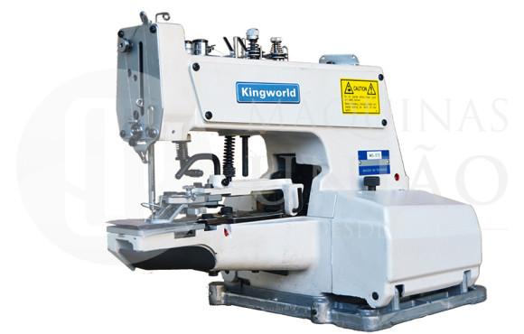 Máquina de Costura Botoneira MS-373 1