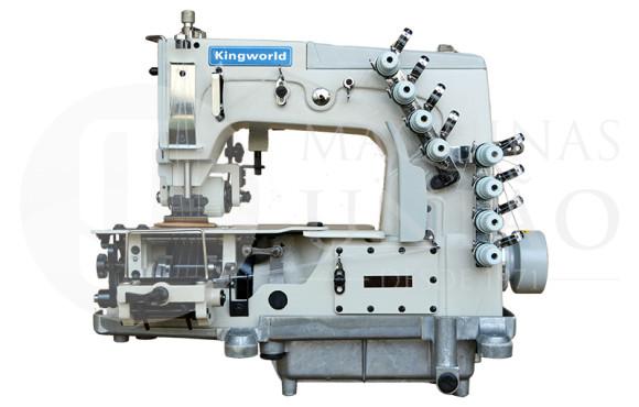 Máquina de Costura Elastiqueira KW-4504-MD