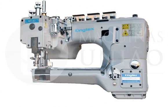 Máquina de Costura Flat Seaming NT67-12M5