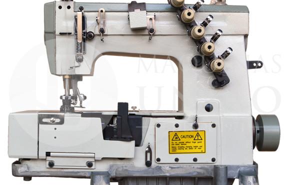 Máquina de Costura Passante