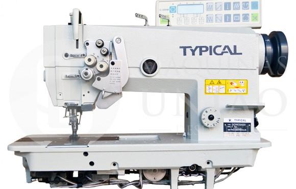 Máquina de Costura Pespontadeira GC-6872-HD3
