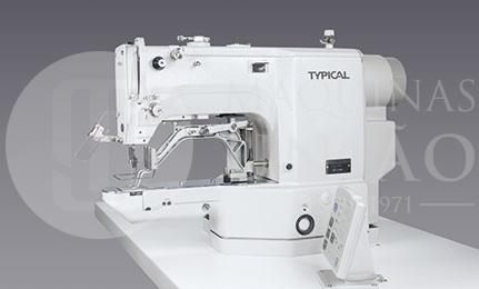 Máquina de Costura Travete GT6430D-02